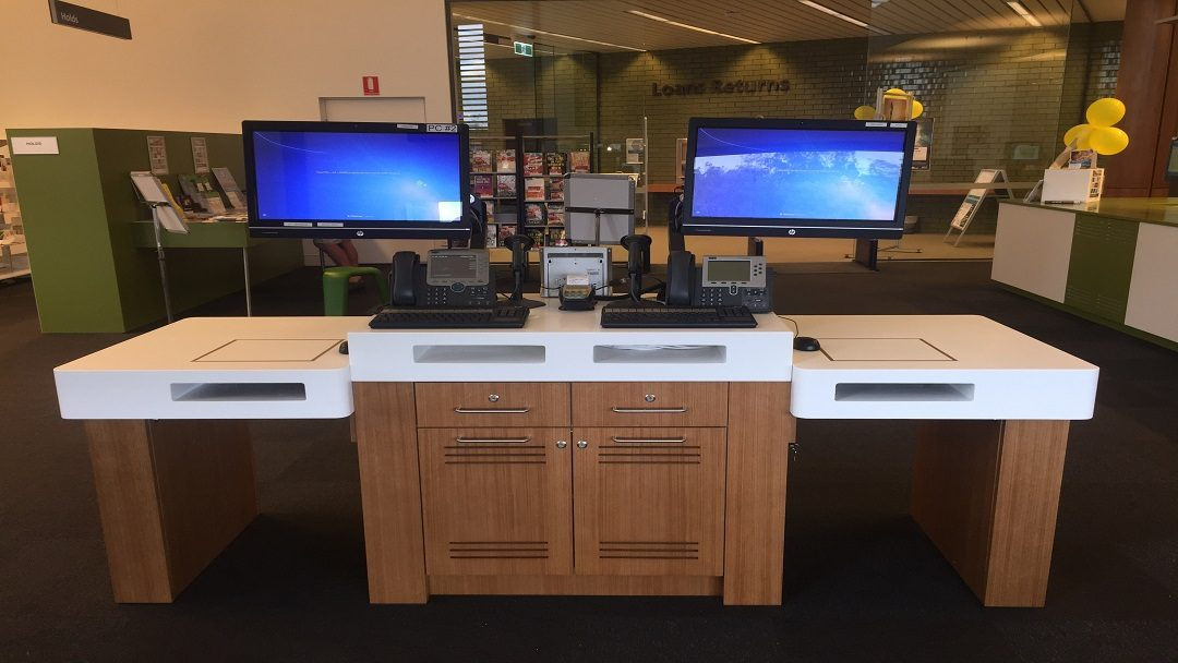 Library – Helensvale