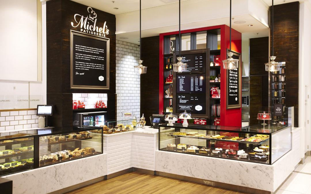 Michelles Cafe – Lilly Garden