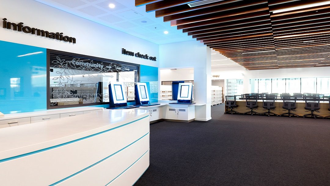 Library – Toowoomba City